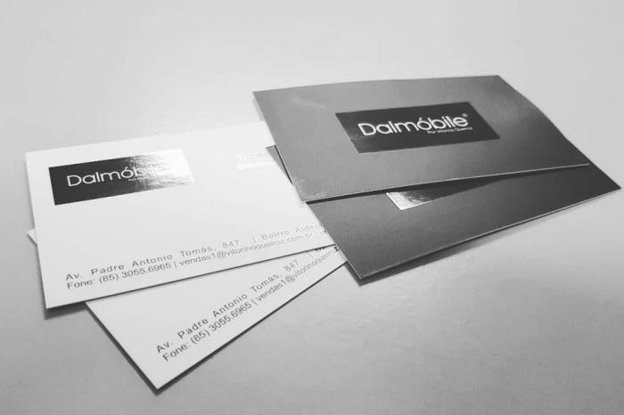 Cartão Dalmóbile